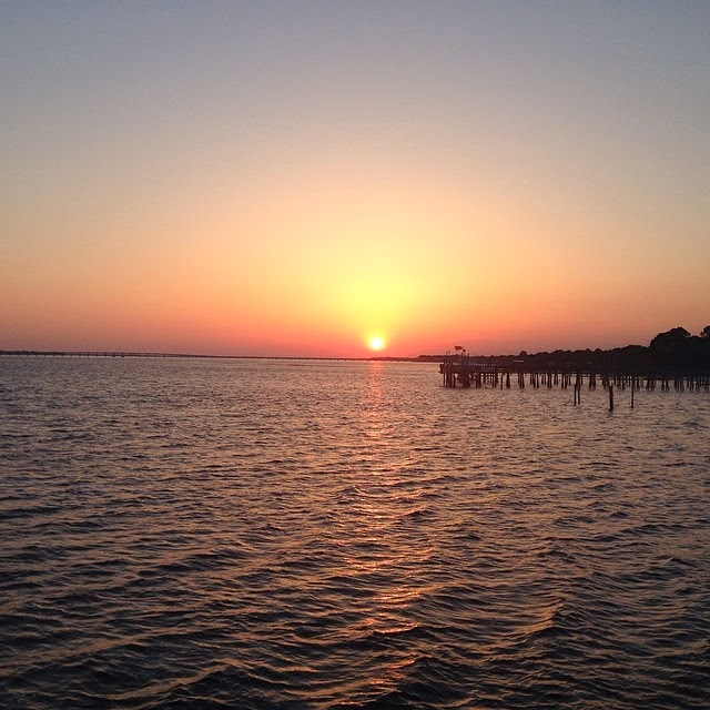 sunset, sunset pictures, the grits blog