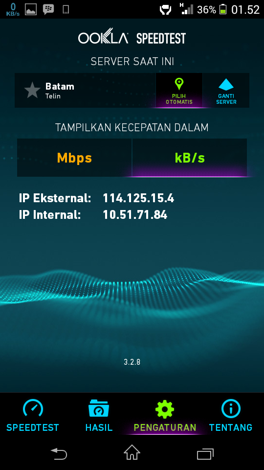 Speedtest.net Premium Full type