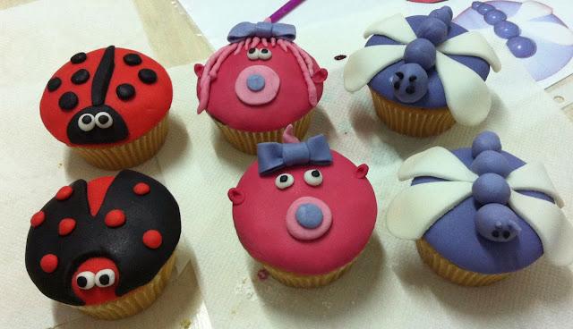 cupcakes acabados