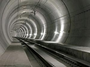 Ini Calon Terowongan KA Terpanjang Indonesia