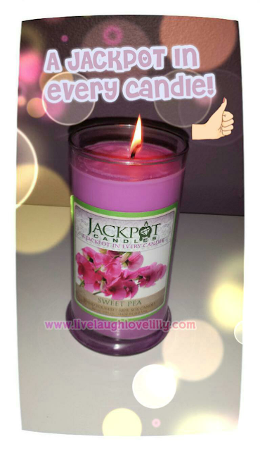 jackpot candless review sweet pea