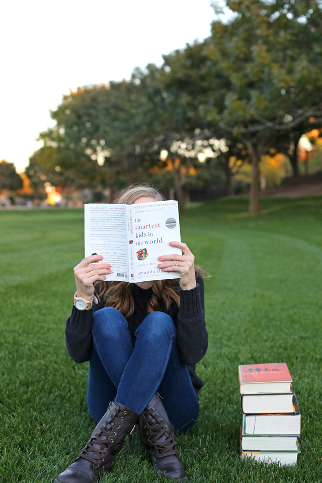 A ton of great book suggestions from real readers!