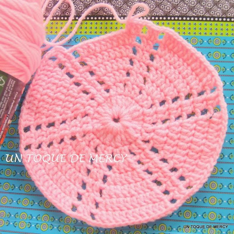 Asombroso Patrón De Crochet Para Boina Inspiración - Manta de Tejer ...