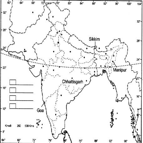 Ncert solutions for class 10thch 2 federalism civics study rankers identify and shade three federal countries other than india on a blank outline political map of the world gumiabroncs Choice Image