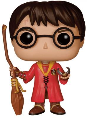 Cabezón Harry Potter Quidditch