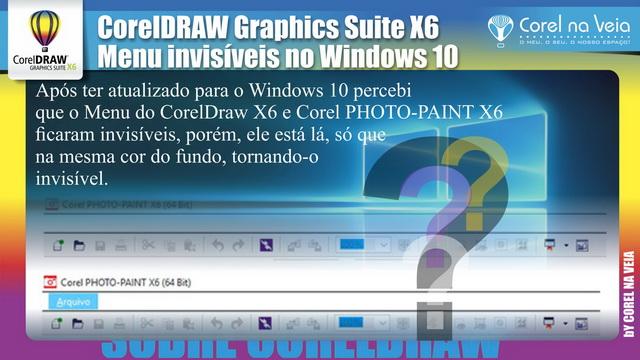 corel x4 na windows 10