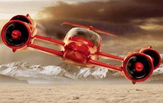 5 Kendaraan Terbang Selain Pesawat