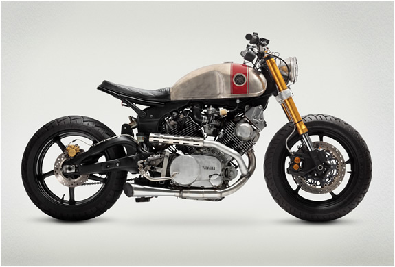 YAMAHA VIRAGO XV920 CUSTOM BY CLASSIFIED MOTO