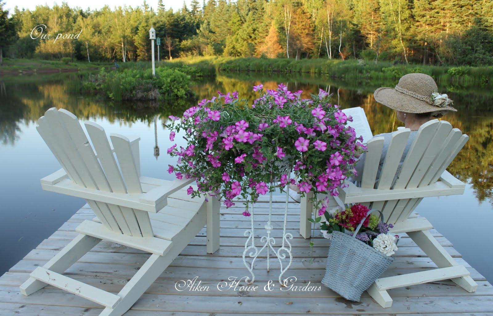 Aiken house gardens sweet dreams of summer bliss for Aiken house