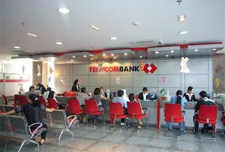 Vay tín chấp Techcombank tại Hà Nội