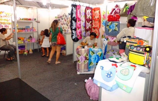 Proart leva Artesanato do RN à feira nacional em Pernambuco