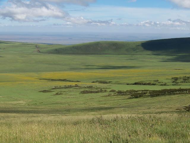 Ngorongoro Crater Tembea Tanzania