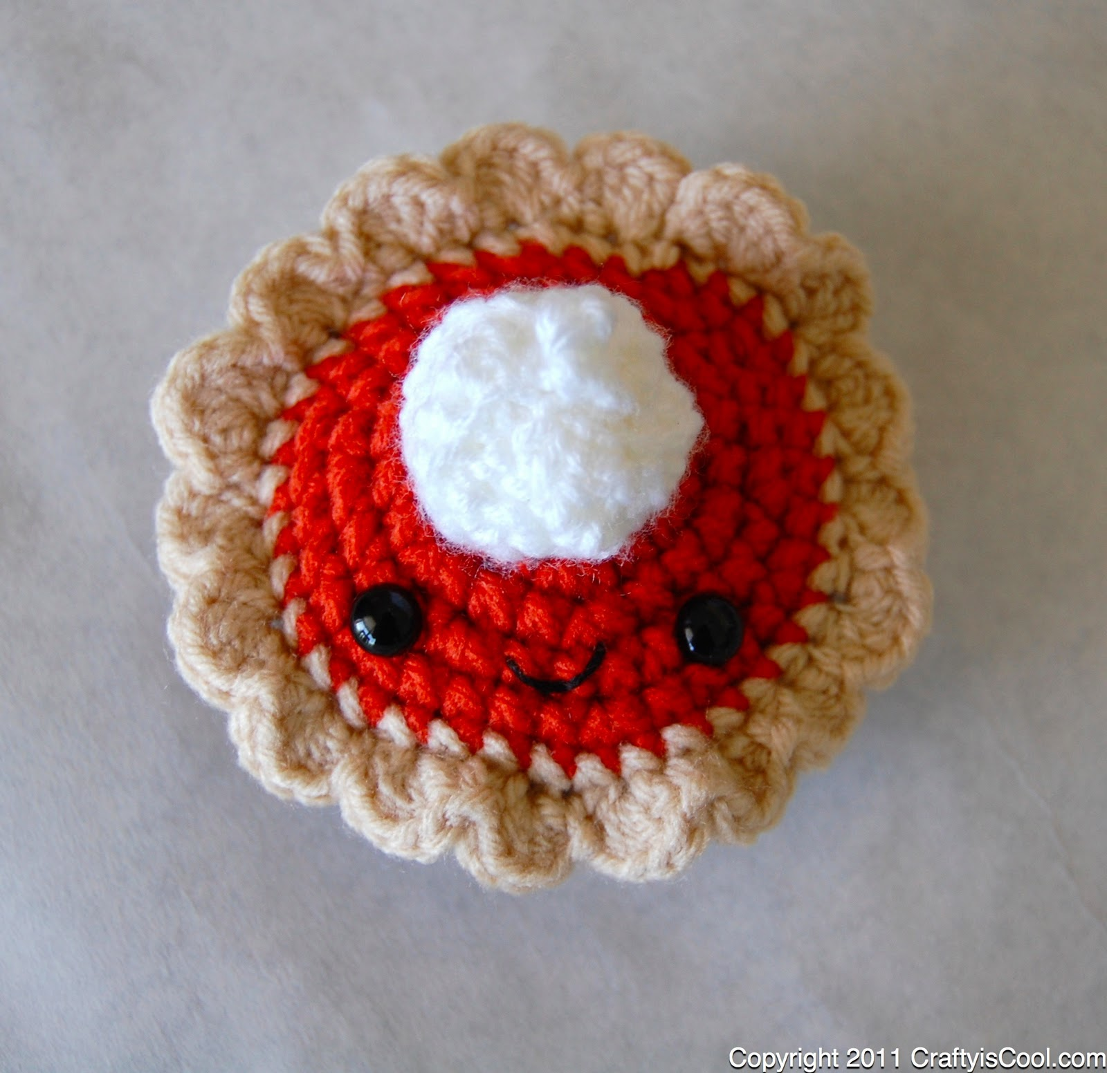 CRAFTYisCOOL: Free Pattern Friday! Squeeze n\' Sniff Pumpkin Pie
