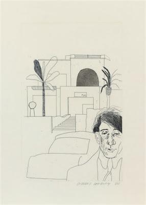 Ο Κ.Π.Καβάφης του David Hockney