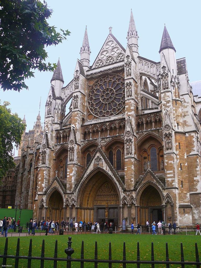 Abadía de Westminster - Londres, Inglaterra