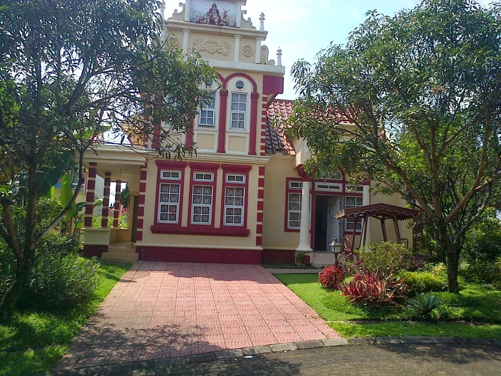 Sewa Villa Kota Bunga Puncak