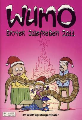 Wumo Bryter Julefreden 2011