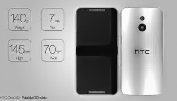 Bocoran Spesifikasi HTC One M9