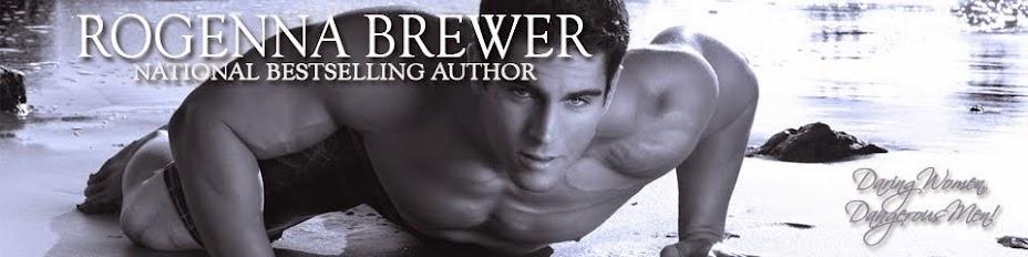 Rogenna Brewer | Romance Author