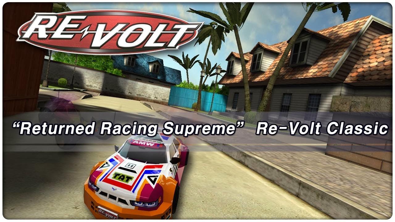 RE-VOLT Classic(Premium) - 3D v1.1.6 [Unlocked]