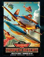 Aviones Equipo de rescate (2014)