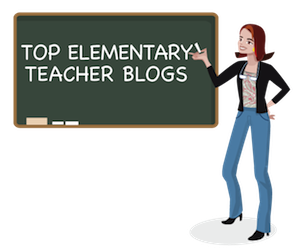 Best Elementary Teacher Blogs - I am number 46!
