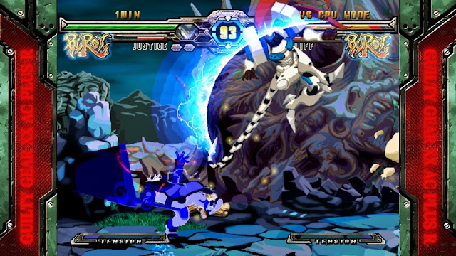 Guilty Gear: XX Accent Core Plus R [RELOADED] Screenshot 2