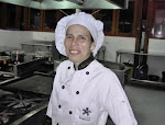 Instructora de Gastronomia