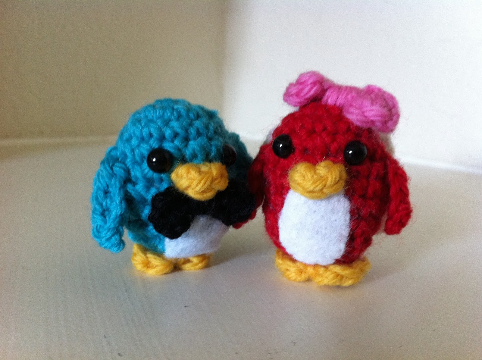 Crochet Pattern Free Penguin : Free crochet patterns: Nesting Penguins ~ Craft , handmade ...