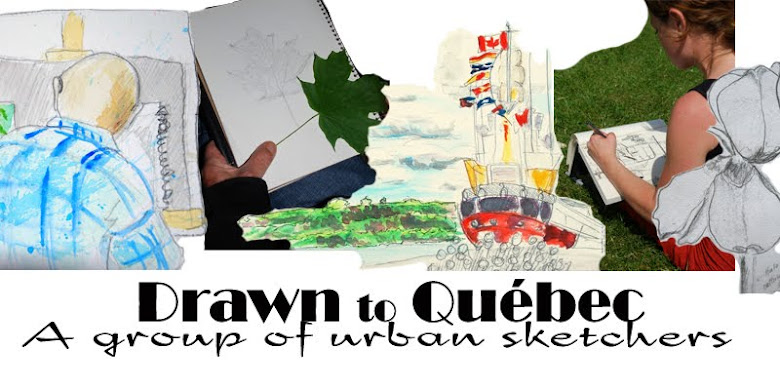 Drawn to Qubec
