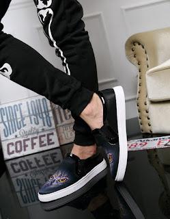Sepatu Distro Cowok Korea