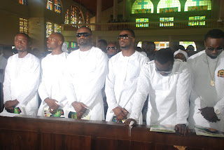 P Square Mother Burial Video GISTLATEST: TALES OF P...
