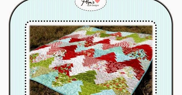 Hope S Quilt Designs Wander Through The Woods A New Pattern