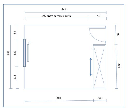 Balda hogar c mo hacer un buen plano de una habitaci n for Plano habitacion online