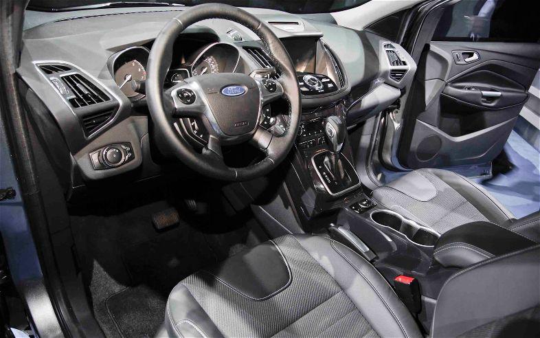 New 2013 Ford Escape Review Specs Features Futuristic Car Design Pictures
