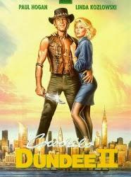 Filme Crocodilo Dundee 2 Dublado AVI DVDRip
