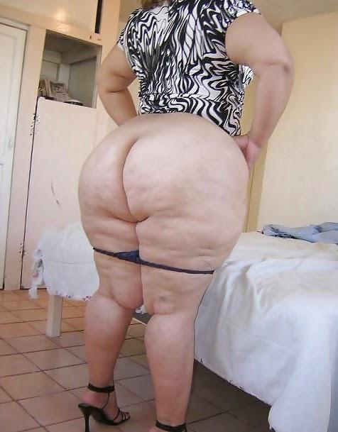 Bundas gordas e grandes