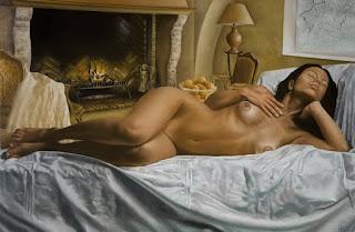 Mujeres Brasileras Desnudos Artisticos Pintura