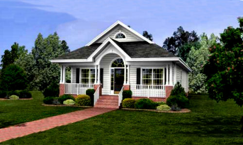 Small House Plans with Porches