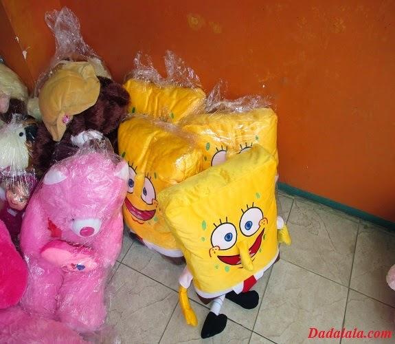 Boneka Spongebob Murah