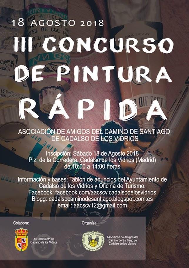 III CONCURSO DE PINTURA RÁPIDA