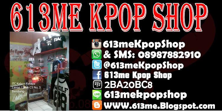 613me Kpop Shop