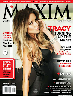 Tracy McGregor HQ Pictures Maxim South Africa Magazine Photoshoot June 2014