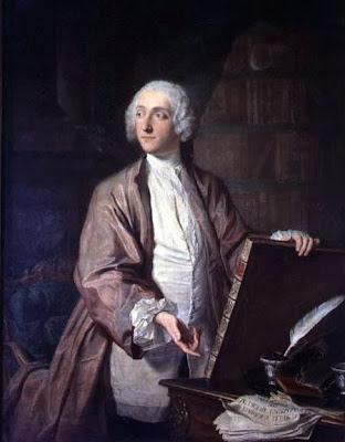 Victor de Riqueti, Marquis de Mirabeau by Joseph Aved, 1744
