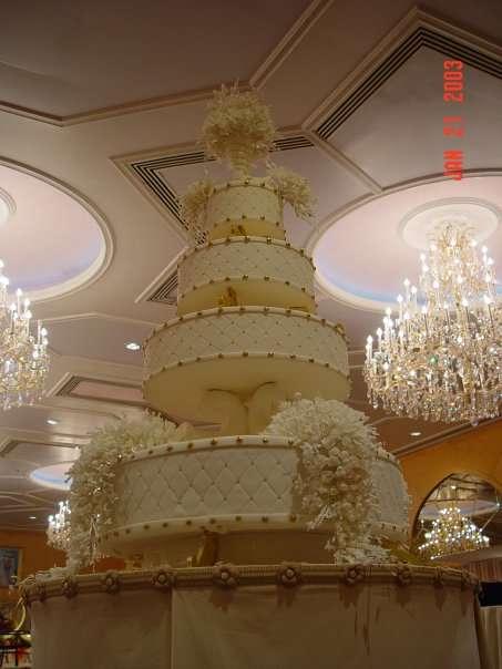 Stileggendo Spunti Di Vista Extreme Wedding Cakes