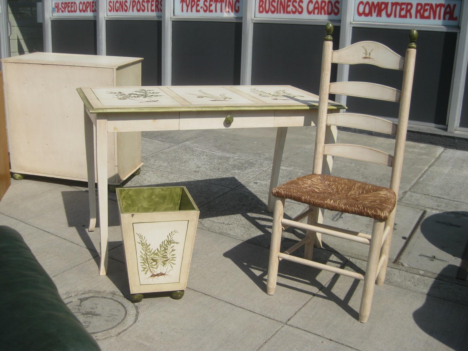 uhuru furniture collectibles sold hand painted bedroom set 200