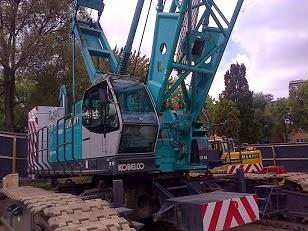 135 ton Crane