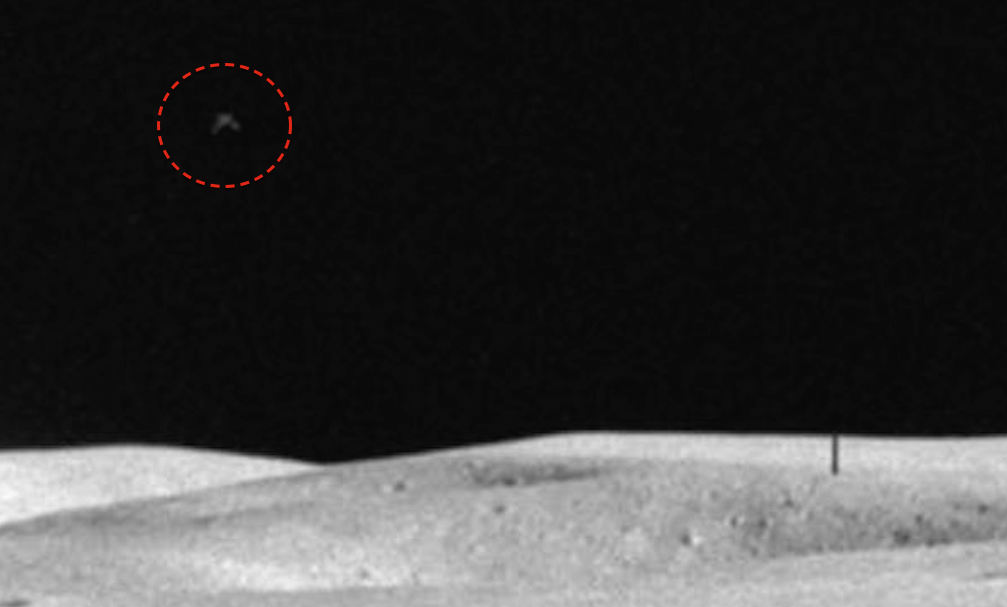 nasa moon sighting - photo #15