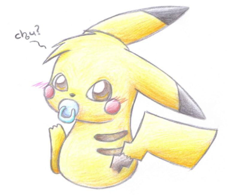 Whisper a scream - The most adorable pokemon ...
