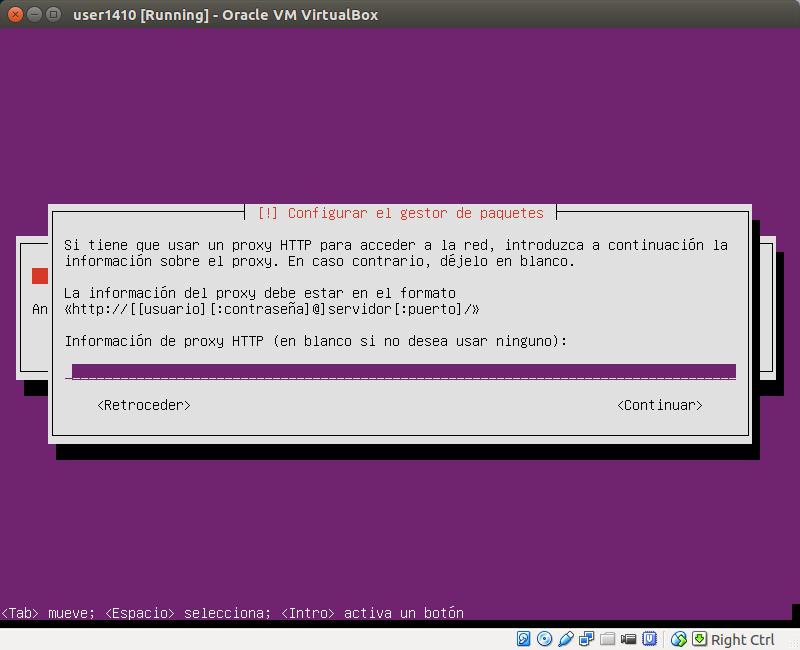 DriveMeca instalando Linux Ubuntu Server 14.10 Utopic Unicorn paso a paso
